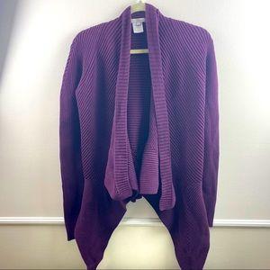 Costa Blanca purple sweater